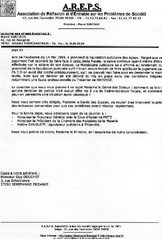 L 39 historique page 5 - Chambre departementale des huissiers de justice ...